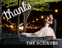 Schaub Thank You