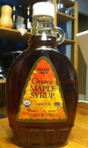 tj maple syrup