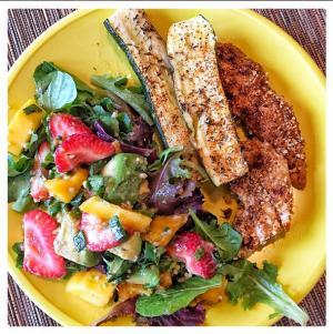 Click photo for Paleo Crispy Chicken Tenders recipe